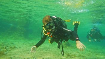Try Dive Experience - Scuba Diving Split